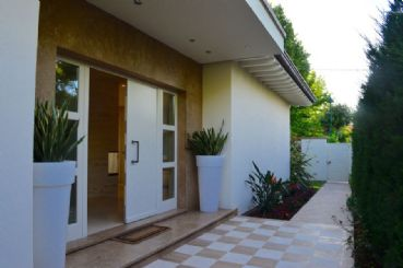 Super modern newly built villa with garden in Forte dei Marmi