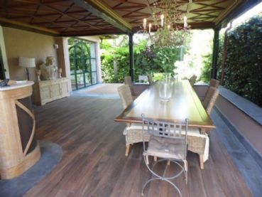 New villa for rent in Forte dei Marmi