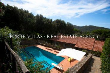 : Single villa For rent  Punta Ala