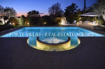 Villa for rent in Pietrasanta with swimming pool