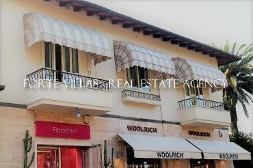 Spacious apartment for rent in the center of Forte dei Marmi